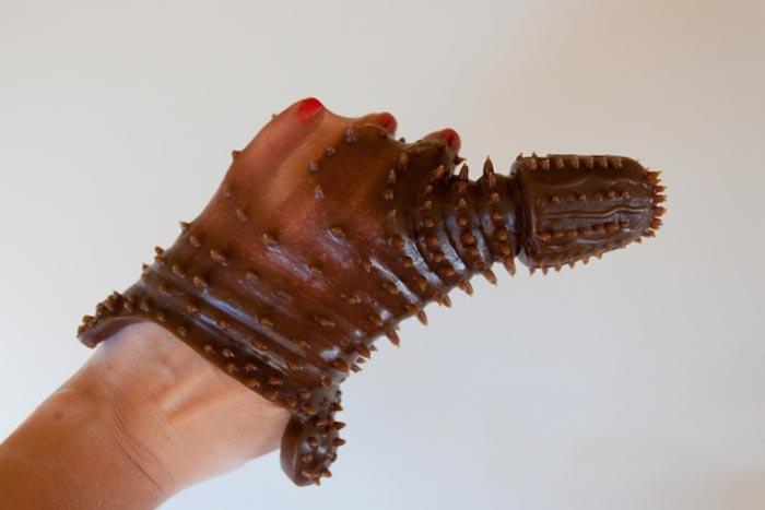насадка на руке
