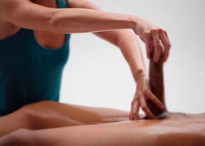 массаж члена