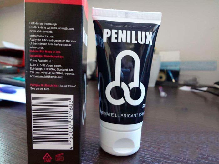 Пенилюкс гель